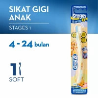 Sikat Gigi Bayi & Anak Oral B Stages