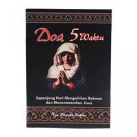 Buku Doa 5 Waktu Umat Katolik-Buku Rohani-Buku Doa Katolik