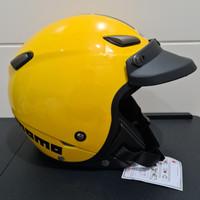Helm JPN kawai momo kuning gloss
