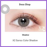 Softlens X2 SANSO Color Series -Premium Quality - Shadow, Minus