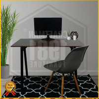 Meja Kantor Worktable Laptop Belajar 120x60 Murah Modern Minimalis