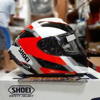 Helm Fullface Shoei X14 Xfourteen Rainey TC-1 Original