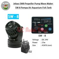 Jebao SW8 Propeller Pump Wave Maker SW 8 Poma Air Aquarium Fish Tank