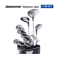 [HOT] Stick Golf Men Full set Bridgestone Tour Stage RV002 (Bonus Bag)