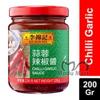 LEE KUM KEE Chili Garlic Sauce 200g - LKK Saus Cabai dan Bawang Putih