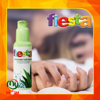 [BPOM] Fiesta Lubricant Aloevera 100ml / Fiesta Gel Pelumas / MY MOM