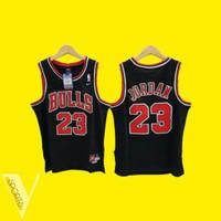 BAJU JERSEY BASKET NBA MICHAEL JORDAN classic chicago BULLS