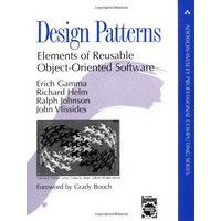 Design patterns: elements of reusable object - Erich Gamma, Richard