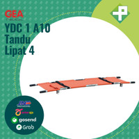 Tandu Lipat 4 GEA YDC 1 A10 / Folding Strecher Alumunium