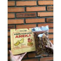 Keripik Pisang Coklat Aneka Yen-Yen Lampung + Pisang Keju Happy