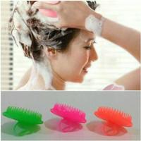 Sisir Keramas Sikat Bulat Pangkas Rambut Salon Hair Style Pijat Kepala
