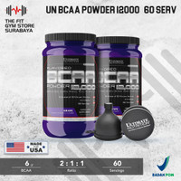 Ultimate Nutrition Bcaa 12000 60 Serving BPOM Bcaa powder
