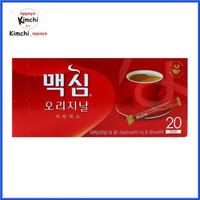 Maxim Original Coffee mix KOREA Isi 20 Sachet Kopi korea rasa enak