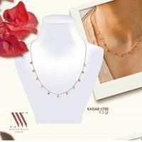 Nikita willy gold positano original - necklace