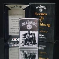 28755 Original Zippo Jack Daniels Scenes from Lynchburg no 3 limited