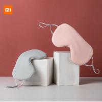 Xiaomi Sleeping Mask Penutup Mata Double Sided Breathable Ice Silk Eye