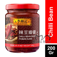 LEE KUM KEE Chili Bean Sauce 200g - LKK Toban Djan Saus Cabai Kacang