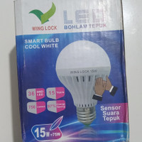 Bohlam Sensor / Bohlam Sensor Tepuk / Bohlam / Lampu Sensor