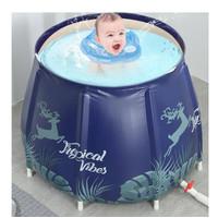 Kolam Renang Bathtub Portable Foldable Untuk Anak dan Dewasa