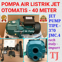 POMPA AIR JET PUMP NASIONAL/DABAVON/NATIONAL TIPE 370 - 40 METER