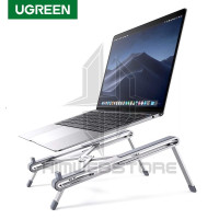 UGREEN 80705 Foldable Holder Cooling Dudukan Pad Meja Laptop Stand