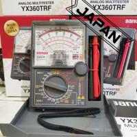 multitester analog SANWA YX360TRF multimeter sanwa made in JAPAN