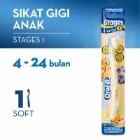 Sikat Gigi Bayi Oral-B Stages 1