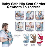 Baby Safe Baby Hip Seat Carrier Newborn Gendong Bayi Newborn BabySafe