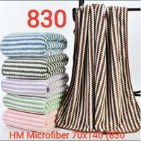 Handuk Mandi Dewasa Microfiber Lembut 70x140cm (code: 830)