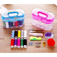 Set Alat Jahit - Travel Portable Sewing Kit