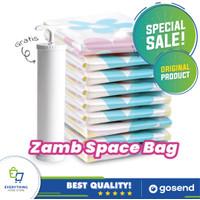 Space Bag Vacum BUY 1 GET 8 + FREE Pompa