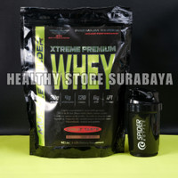BXN XTREME PREMIUM WHEY PROTEIN 5 LBS HALAL SUSU FITNESS ON GYM MUSCLE
