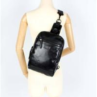 Tas Selempang Wanita Pria Beanpole Korea Unisex Sling Pack - NQ02