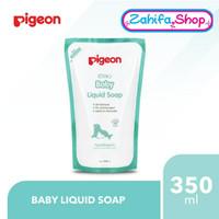 Pigeon Baby Liquid Soap 350ml Refill 350 ml Sabun Bayi