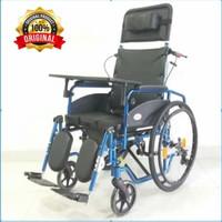 kursi roda 4 in 1 bahan alluminium bebas karat avico khusus expedisi