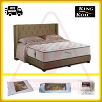 King Koil Chiro Endorsed 200 x 200 200x200 Full Set Fullset Spring Bed