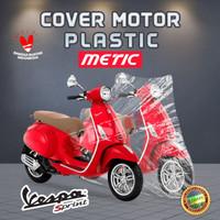 Cover Motor Sarung Plastik Motor Nmax Pcx Aerox Lexi Vario Jupiter - MATIC