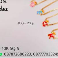 kalung wanita anak colour hrf (N) Semar Nusantara