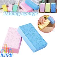 Spon sponge spons busa mandi lembut pengangkat perontok daki dewasa