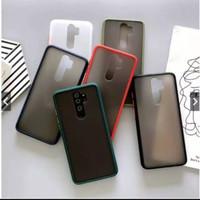 Soft case Dove Xiaomi redmi note 8 note 8 pro redmi note 7 redmi 8 - Hitam, Redmi 8A