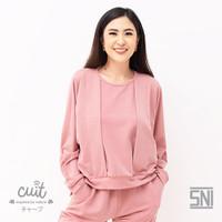 CUIT Sweater Polos Menyusui Niji Series