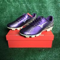OBRAL Sepatu Bola Calci Scorch FG - Violet/Ivory