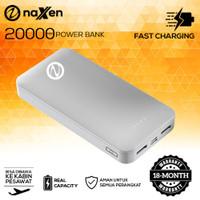 Powerbank 20000mAh Real Capacity 2A Fast Charge Naxen Travelpal
