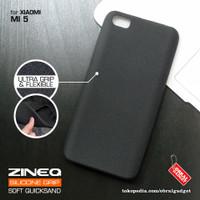 Xiaomi Mi 5 Mi5 Soft Jelly Gel Silicon Silikon TPU Case Softcase Hitam