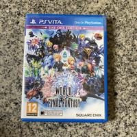 Games Ps Vita World of Final Fantasy Original