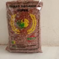 beras merah organik super 2kg