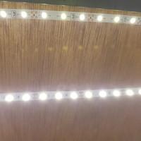LED STRIP 5050 12V IP33 5 meter RiLED GROSIR warmwhite putih - warmwhite