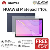 Huawei MatePad T10s Tablet 3GB/64GB FREE Tempered Glass/ Garansi Resmi