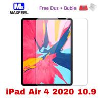MAXFEEL Tempered Glass Clear iPad Air 4 2020 10.9 Good Quality