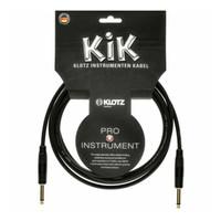 KLOTZ KIKKG6-0PPSW - 6mtr Instrument Cable